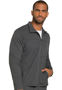 Dickies Dynamix : Men's Warm Up Scrub Jacket*