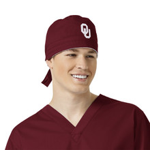 University of Oklahoma Scrub Cap for Men