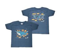 X-Ray Shark T-Shirt