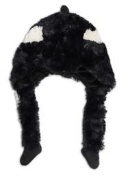 Fuzzy Whale Hat