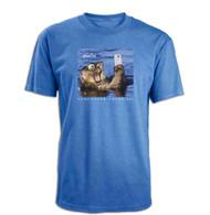 Otter Selfie Adult T-Shirt