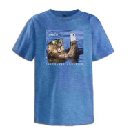 Otter Selfie Youth T-Shirt