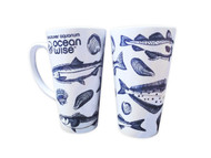 Ocean Wise Latte Mug