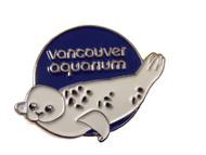 Seal Lapel Pin