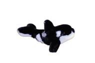 "Killer Whale Stuffy 9"""