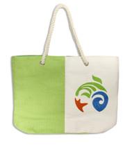 Green Aquarium Tote Bag