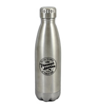 VA in Stanley Park Stainless Steel Bottle with Salmon