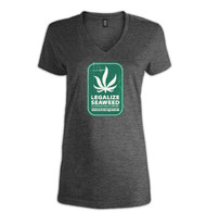 Legalize Seaweed Women's T-Shirt