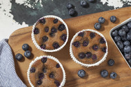 Blueberry Muffin (Pack of 4 Muffins)