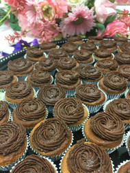 Mini Fudge Heaven Cupcake