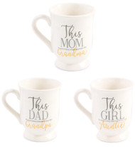 Mud Pie Promoted Mugs