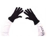 Simply Southern Knit Gloves - BLACK