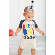 Mud Pie Birthday Boy Party Hats