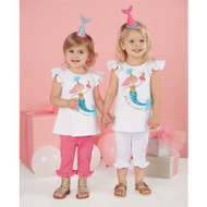 Mud Pie Party Like A Mermaid Tunic