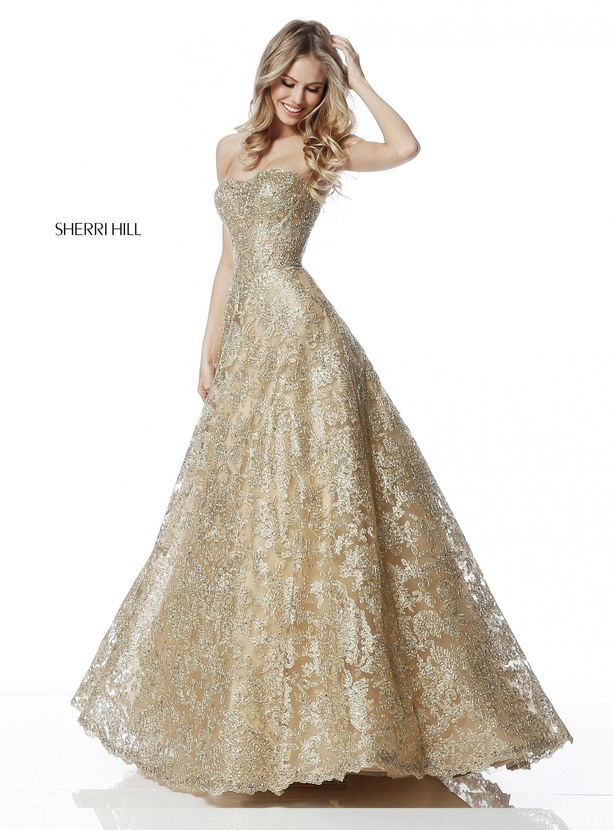 Sherri Hill Spring 2018 Prom Dress Preview - Onlineformals.com