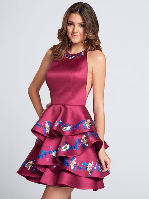 Ellie Wilde Short Dress