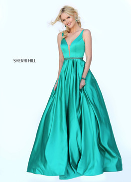 Sherri Hill 50496 Prom Dress