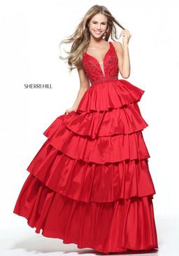 Sherri Hill 50719 Prom Dress