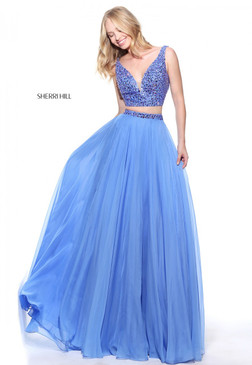 Sherri Hill 51008 Two Piece Dress