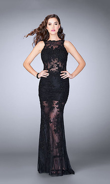 Gigi by La Femme 24145 Prom Dress