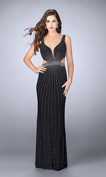La Femme 23586 Dress
