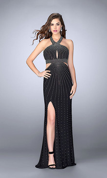La Femme 23706 Dress