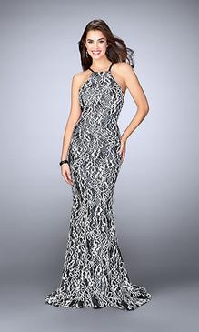 La Femme 23848 Prom Dress
