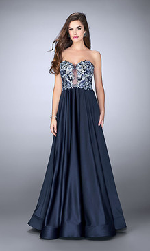 La Femme 23881 Dress