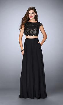 La Femme 23922 Dress