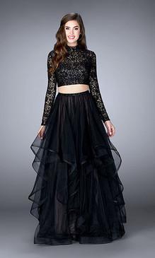 La Femme 23924 Dress