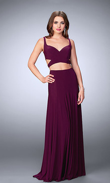 La Femme 23986 Two Piece Dress