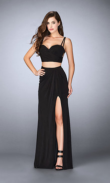 La Femme 24007 Two Piece Dress