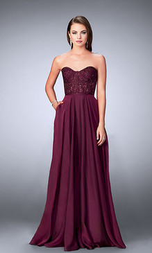 La Femme 24318 Dress