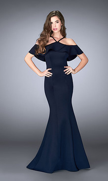 La Femme 24344 Dress