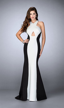 La Femme 24449 Prom Dress