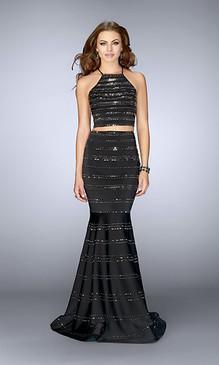 La Femme 24810 Prom Dress