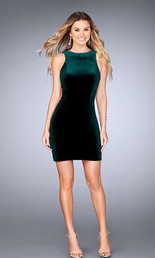 La Femme 25007 Dress