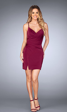 La Femme 25127 Short Dress