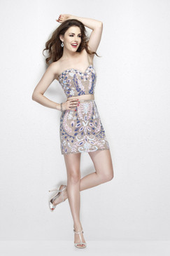 Primavera 1919 Two Piece Beaded Dress