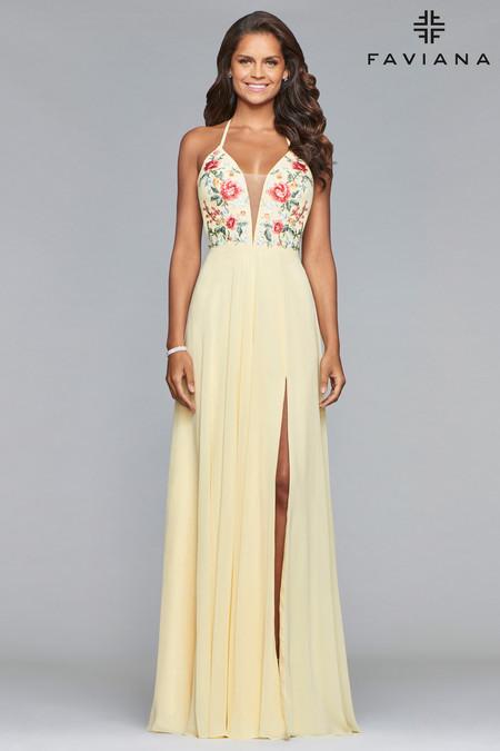 2018 designer prom dresses