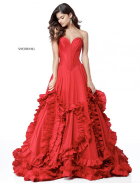 Sherri Hill 51578 Ballgown Dress