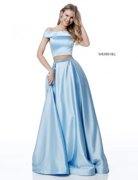 Sherri Hill 51632 Two Piece Dress