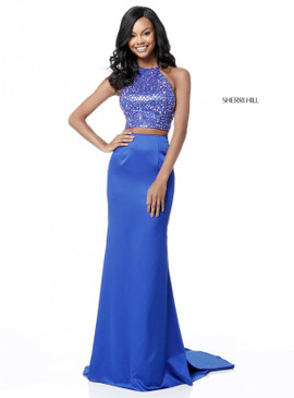 Sherri Hill 51647 Two Piece Dress