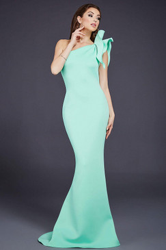 Jovani 32602 Scuba Mermaid Dress