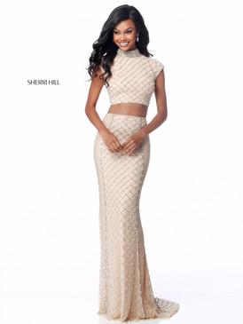Sherri Hill Prom Dress 51738.