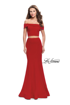 La Femme 25578 Two Piece Dress