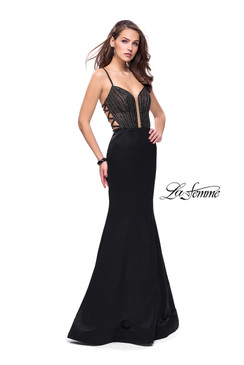 La Femme 24691 Prom Evening Dress