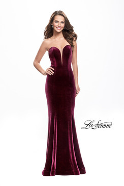 La Femme 25158 Prom Evening Dress
