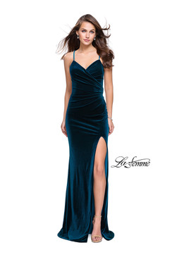 La Femme 25184 Prom Evening Dress