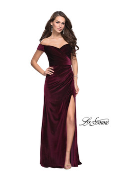 La Femme 25213 Prom Evening Dress